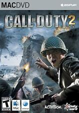 Call of Duty 2 Mac New Sealed in Box