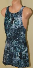 Womens Black, Blue and Teal Top and Skirt -  Finders Keepers - Size S