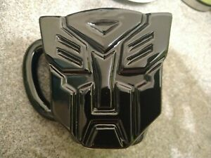 Transformers Tea Coffee Cup Mug by Hasbro New