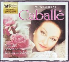 Montserrat Caballe  -   Reader's Digest 3 CD Box