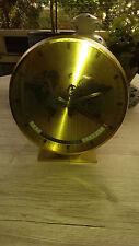 Kienzle Quartz - Weltzeituhr - Durchmesser ca. 18 cm - Tischuhr