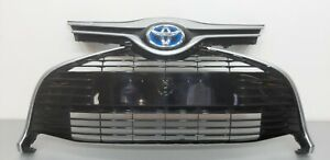 TOYOTA YARIS 2014 TO 2017 GENUINE FRONT GRILL  PN:531020D030