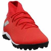 adidas Nemeziz 19.3 Turf  Casual Soccer  Cleats - Red - Mens