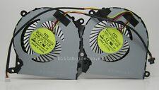 VGA Fan For Clevo P650SA P650SE P651SE Laptop DFS541105FC0T FG80 6-31-P6502-201