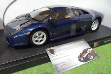 LAMBORGHINI MURCIELAGO Bleu à l'échelle 1/18 HOT WHEELS 57304 voiture miniature