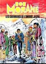 BOB MORANE BD Bédé LES GUERRIERS DE L' OMBRE JAUNE OJ Album Henri VERNES LOMBARD