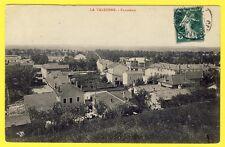 Carte Postale Ancienne 01 - La VALBONNE (Ain) PANORAMA