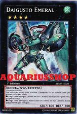 Yu-Gi-Oh! Daigusto Emeral HA07-IT020 Rara Segreta ITA Carta Fortissima Zexal Nuo