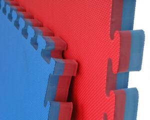 Cannons UK 40mm x 1m x 1m Jigsaw Judo Martial arts gym sports mats