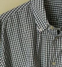 VIV Shirt * XL * Black * Black & White Check * Mint Condition