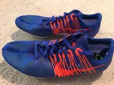 brand new dbe53 7ea97 NWOB Nike Zoom Victory 2 Distance Track Spike Men s Size 11.5 Blue Orange