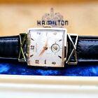 1955 HAMILTON Lyle Watch 14K GOLD 17 Jewels Grade 747 U.S.A. STUNNING AND RARE