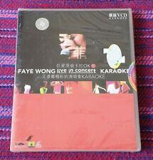 Faye Wong ( 王菲 ) ~ Faye Wong Live ( China Press ) VCD