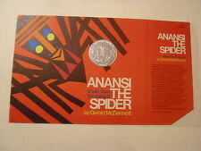 Anansi The Spider, a Tale from the Ashanti, Gerald McDermott, Dust Jacket Only