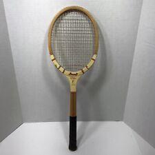 Vintage Bancroft Bill Tilden ProfessionalTennis Racquet Wooden