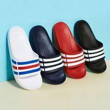 Adidas Duramo Mens Womens Sandal Slides Purpler Pink Blue Yellow Green Black etc