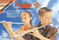 More details for flute - beginners flute - beginner flute lessons book with cd -- g1