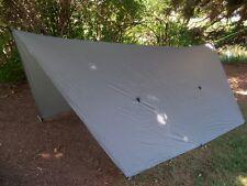 Bear Paw Wilderness Designs 11 x 9.5 Silnylon Gray Hammock Tarp
