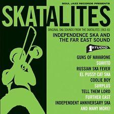 Skatalites - Independence Ska & Far East Sound 2 x LP Vinyl Album SEALED Record