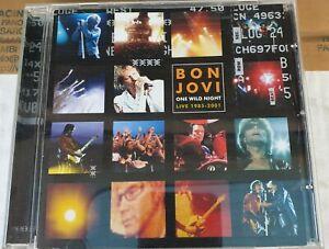 One Wild Night - Live 1985-2001, Bon Jovi, Used; Good CD