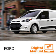 Ford Van - Service and Repair Manual 30 Day Online Access