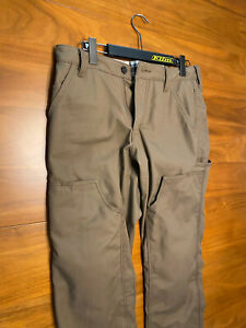 KLIM Motorcycle Protective Gear Outrider Pant Brown Men 32 New without Tags