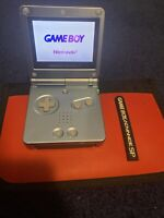 Nintendo Game Boy Advance SP - Pearl Blue