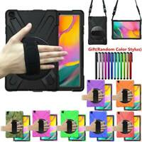 Rugged Rotating Stand Case Cover For Samsung Galaxy Tab A 10.1 2019 SM-T515 T510