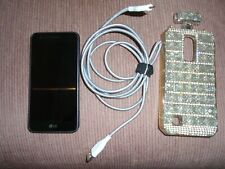 New listing Cricket Android Cell Phone LG Fortune