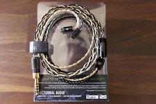 NocturnaL Audio Altair IEM Premium upgrade cable 2 pin 0.78 4.4mm balanced plug