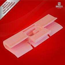 10 Pieces Windshield Side Moulding Clip Pink  for Honda: 91525-SM4-003 New