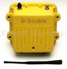 Trimble Snr920 902-928 Mhz Gps Machine Grade Control Radio w/ WiFi 97001-10