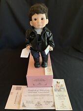 Lee Middleton Original Doll 1995 Leader Of The Pack 14� Vinyl Boy 121/1500 Coa