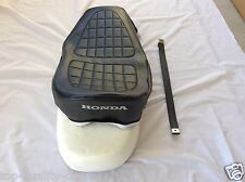 HONDA CB750 K1 1969-1971 Brand new High Quality Foam + Seat cover plus strap