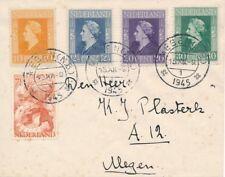 NETHERLANDS Sc 267,268,271,274  on COVER FVF