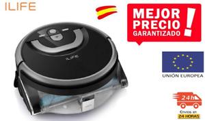 NUEVO 2021 Robot Aspirador ILIFE W400 limpia y friega pelos Mascotas.24H ESPAÑA