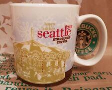 Starbucks Coffee Mug/Tasse/Becher SEATTLE, Happy Holidays 2008, NEU&unbenutzt!!