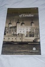 Vintage 1996 Tower of London Official Guide Book -British Fortress Castle Prison