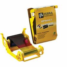 Zebra 800033-840 Color Ribbon - YMCKO - 200 prints