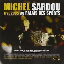 Michel sardou live 2005 au palais des sports [2 CD]