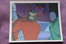 VIGNETTE STICKERS PANINI  SPIDER-MAN SPIDERMAN MARVEL COMICS 1995 N°121