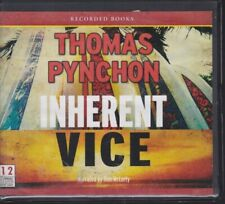 INHERENT VICE by THOMAS PYNCHON ~UNABRIDGED CD AUDIOBOOK
