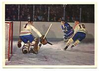 1963/64 Toronto Star Dave Keon Photo Card Toronto Maple Leafs
