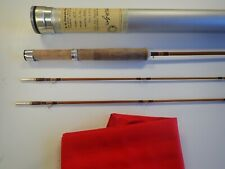 "Super Rare Gary Howells bamboo fly rod 6'3"", 3 weight"