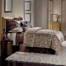 Jennifer Lopez Bedding Collection Desert Luxe 4 pieces Comforter Set Queen NEW!