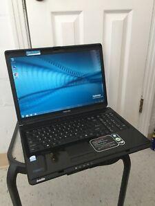 """Toshiba Satellite L355D-S7902 17""""(Pen Dual Core/250GB/4GB/Win7/Office2007)-Mint"""