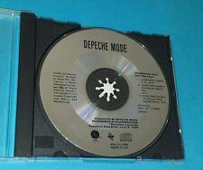 DEPECHE MODE - EVERYTHING COUNTS 1989 PROMO COPY CD- VERY RARE - FREE SHIP!!