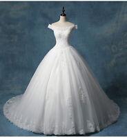Brautkleid Hochzeitskleid Kleid Braut schulterfrei von Babycat collection BC655