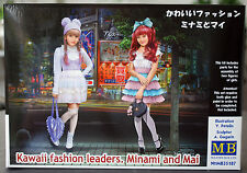 35187 Master Box Kawaii fashion leaders Minami & mayo de manga, 1:35, nuevo 2017