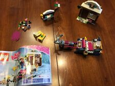LEGO 41066, Missing Minifig; 41063, Box And Some Elements, no instructions